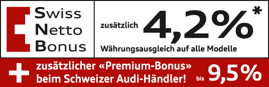 Swiss Netto Bonus 4.2%